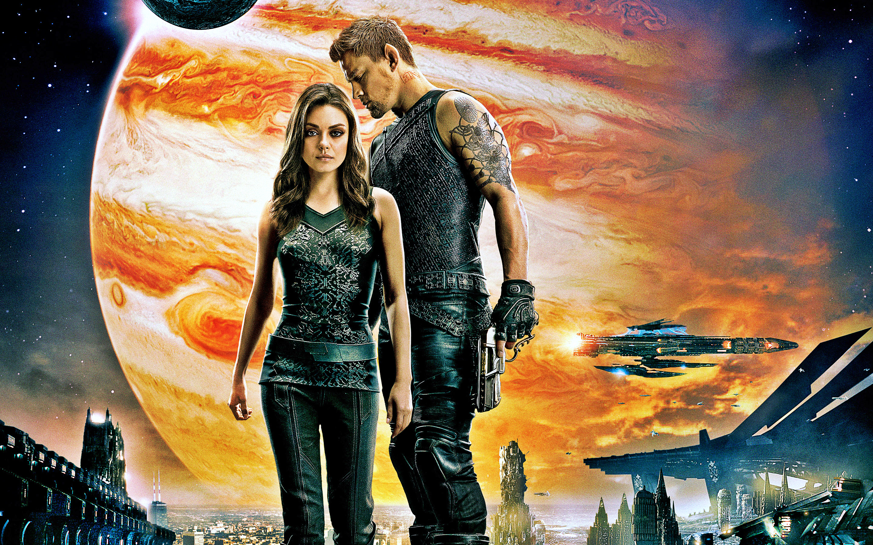 Movie Posters 2015: Could Jupiter Ascending Set A New Trend In Power Fantasy